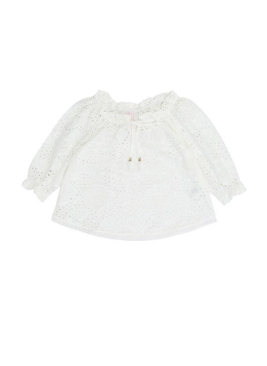 Zimmermann Bluz Beyaz